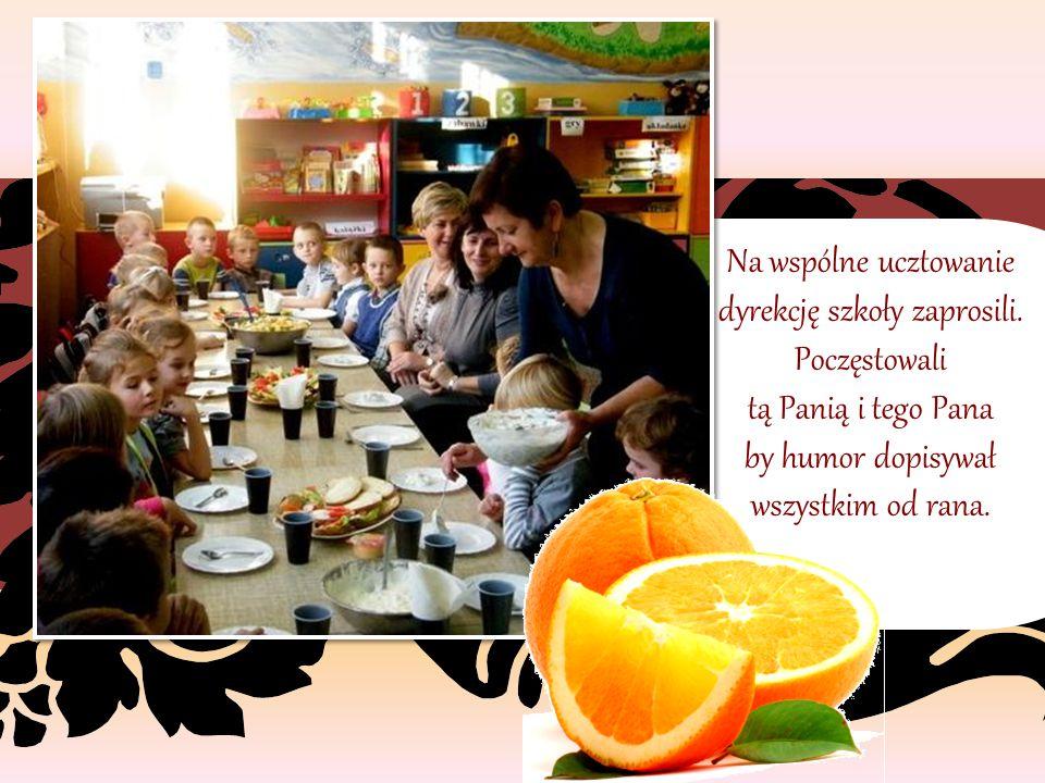 Kłodawskie dzieciaki lubią zdrowe śniadania, wiedzą, że daje im ono siłę do zabawy, nauki no cóż… i do sprzątania.