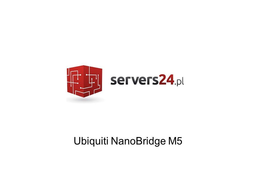 Ubiquiti NanoBridge M5