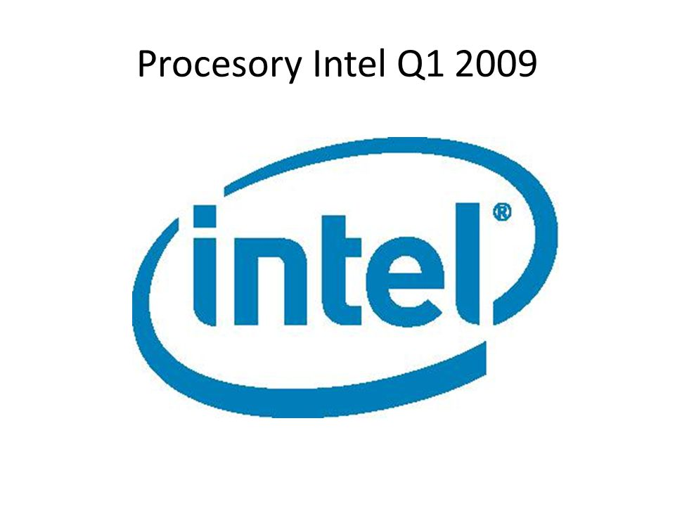 """Podstawy technologii """"Naszą pasją jest tworzenie technologii, która zmienia świat Mikroarchitektura Intel® Terminem mikroarchitektura opisuje się działanie układów elektrycznych komputera lub jednostki centralnej (CPU)."""