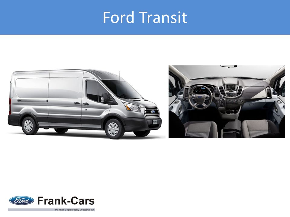 Międzynarodowy Samochód Dostawczy Roku 2013 Ford Custom