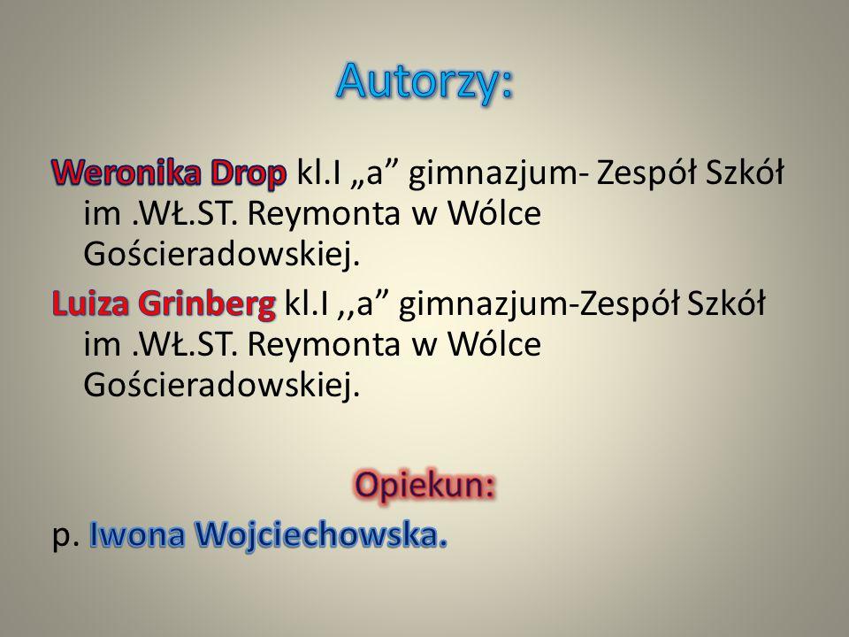 """Bibliografia: 1)Folder Gmina Gościeradów. 2)""""Wszystkie drogi w gminie prowadzą do Gościeradowa"""" Informator turystyczny po gminie Gościeradów. 3)Ewa So"""