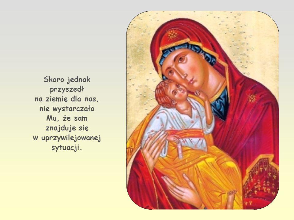 Wystarczy spojrzeć na Jezusa, Syna Bożego i na Jego odniesienie do Ojca: Jezus modlił się do swojego Ojca tak, jak w Ojcze nasz .