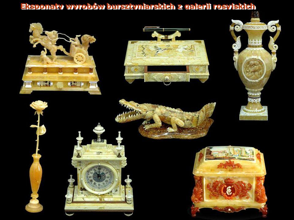 Figurki z galerii J.Sygitowicz w Gdańsku