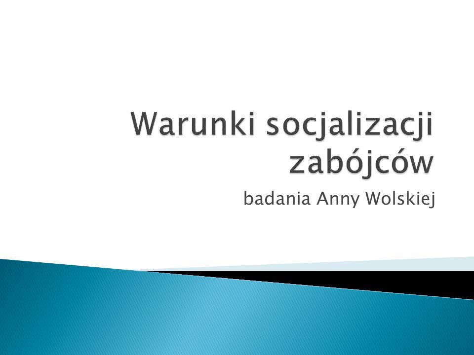 badania Anny Wolskiej
