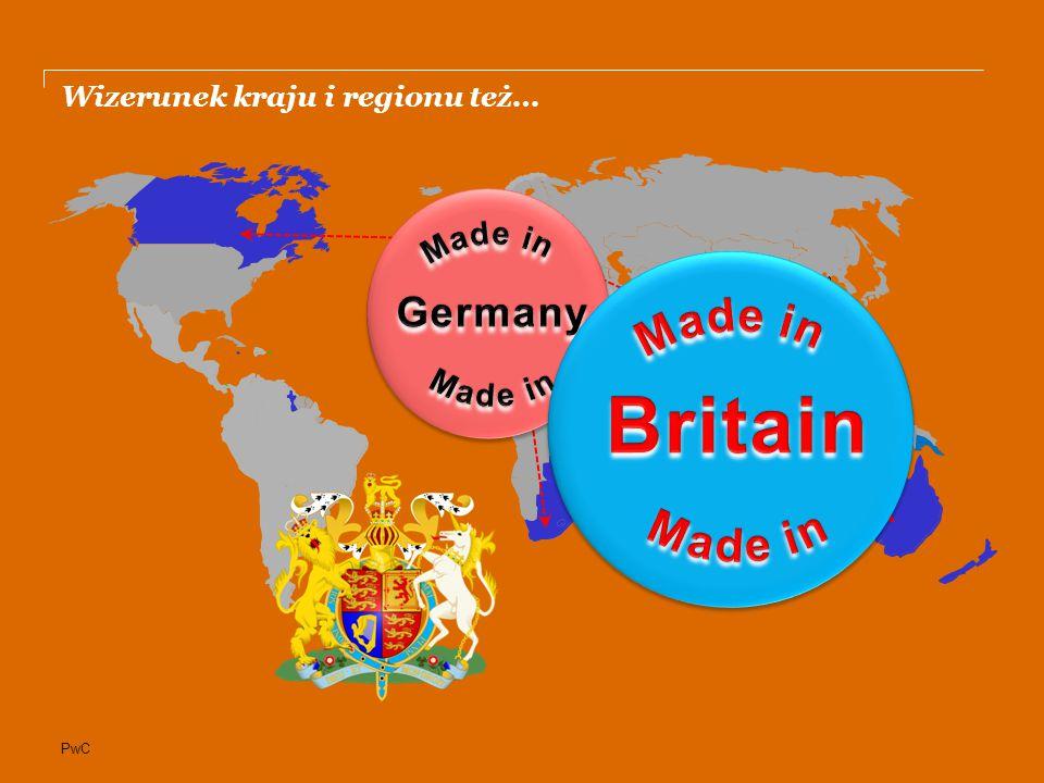 PwC Wizerunek kraju i regionu też…