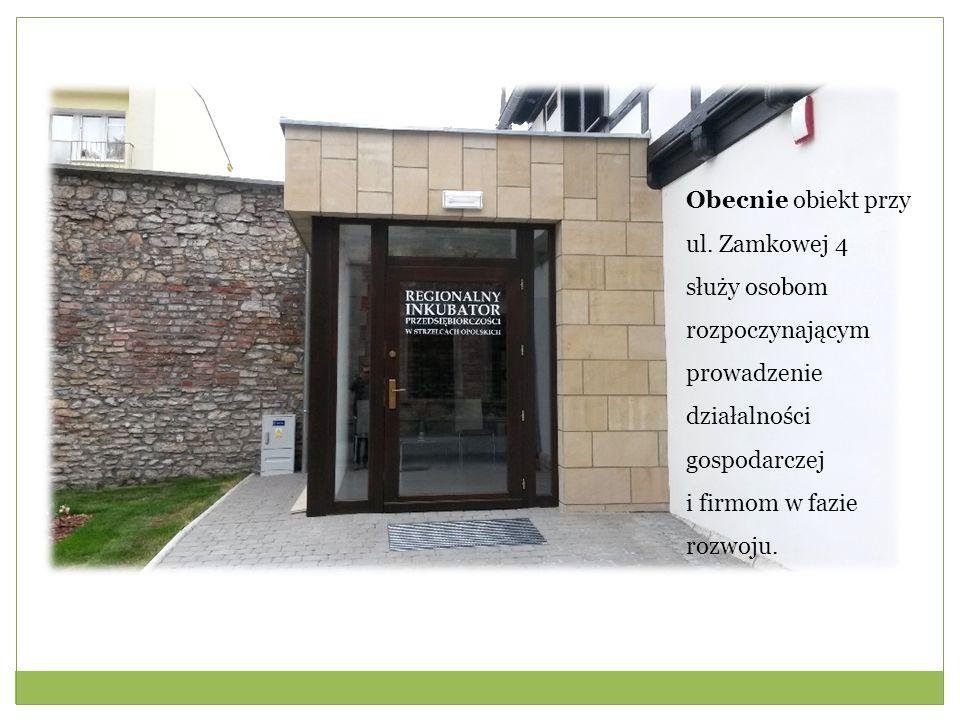 Regionalny Inkubator Przedsiębiorczości w Strzelcach Opolskich etap I zrealizowano w ramach poddziałania 1.1.1 Wsparcie instytucji otoczenia biznesu w ramach Regionalnego Programu Operacyjnego Województwa Opolskiego na lata 2007-2013.