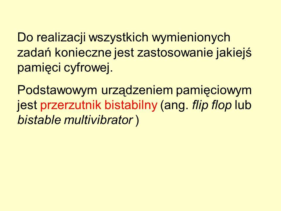 zamiana szeregowego ciągu bitów (bity następują kolejno jeden po drugim) w równoległy zestaw bitów, zliczanie jedynek w danej sekwencji, rozpoznanie pewnego wzoru w sekwencji, wytworzenie jednego impulsu dla np.