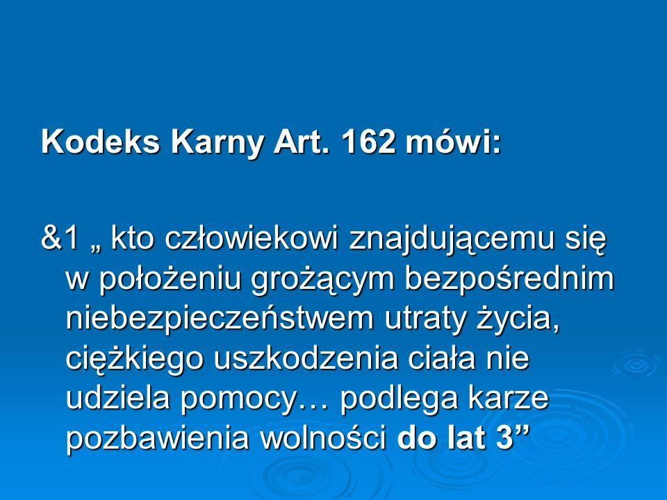 Kodeks Karny Art.