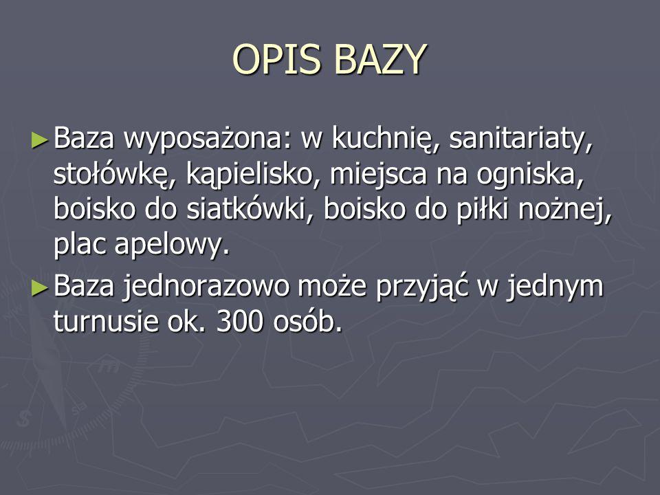 ZDJĘCIA BAZY: