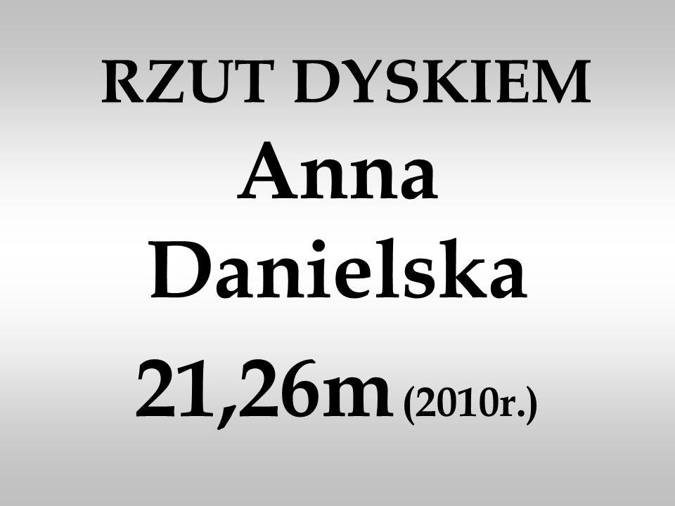 RZUT OSZCZEPEM Robert Rożenko 30,94m (2010r.)