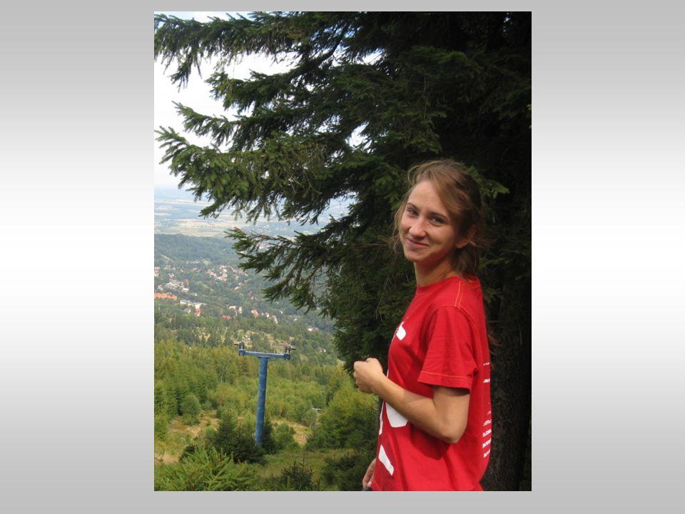 BIEG NA 100 m Emilia Szczypka 14,2s (2008r.)