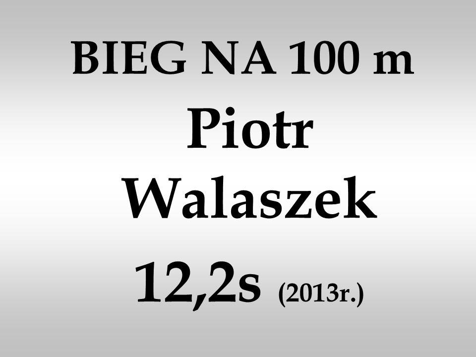 BIEG NA 300 m ppł Martyna Czerniawska 55,4s (2008r.)