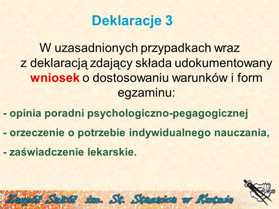 Harmonogram egzaminu maturalnego 2015 rok Część ustna egzaminu maturalnego odbędzie się w terminie: Od 4 do 29 maja 2015 r.
