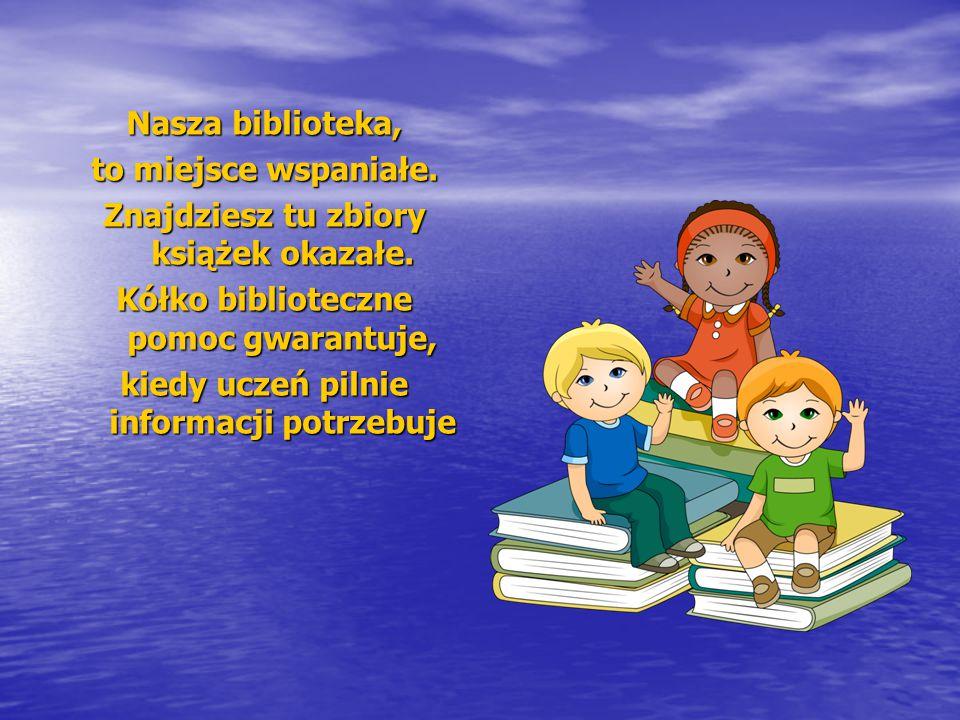 Temu, kto lubi książki, nigdy nie zabraknie wiernego przyjaciela. Władysław Orkan