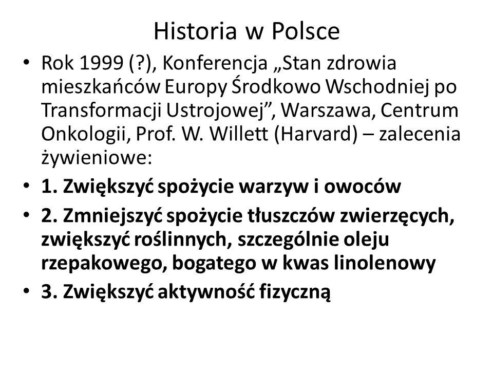 """Historia w Polsce Rok 1999 (?), Konferencja """"Stan zdrowia mieszkańców Europy Środkowo Wschodniej po Transformacji Ustrojowej"""", Warszawa, Centrum Onkol"""