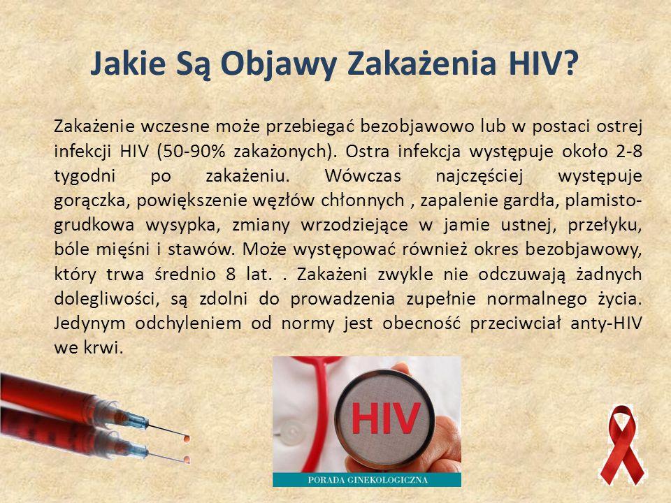 Jakimi Drogami Można Się Zarazić HIV.1. Poprzez krew, 2.