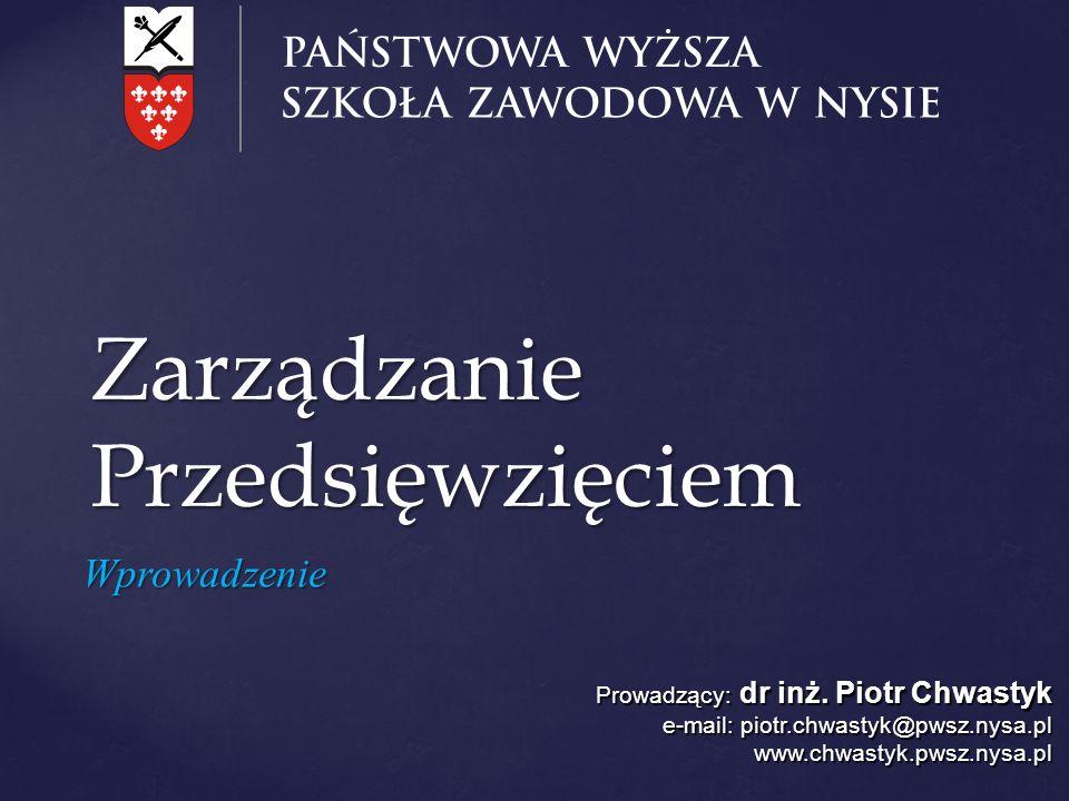 1.Trocki M.: Zarządzanie projektami.PWE, Warszawa 2003.