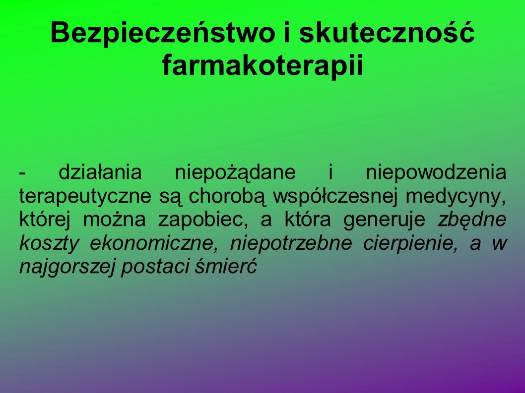 Etapy procesu opieki farmaceutycznej wg Strand Etap I.