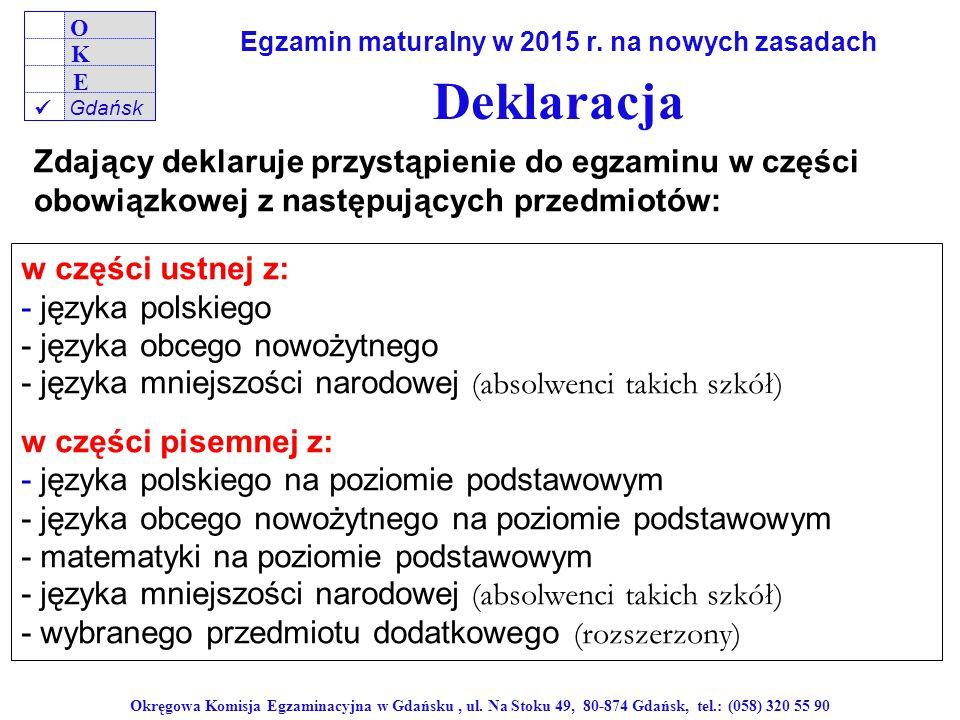 Lp.Nazwa olimpiadyZwolnienie z przedmiotu 1.Olimpiada Biologicznabiologia 2.
