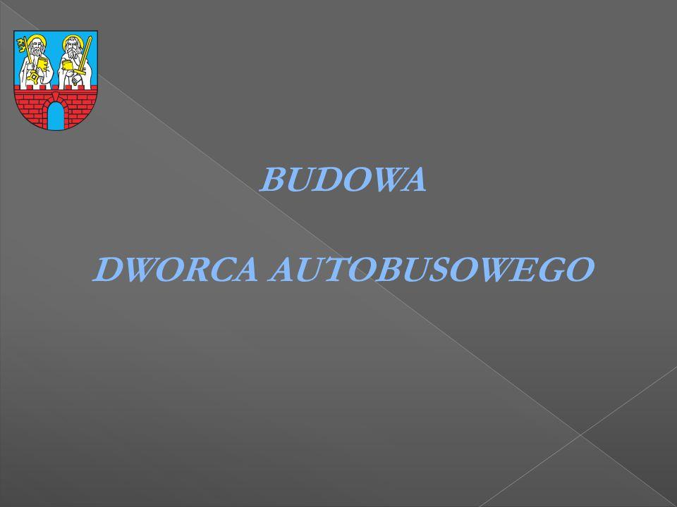 BUDOWA DWORCA AUTOBUSOWEGO