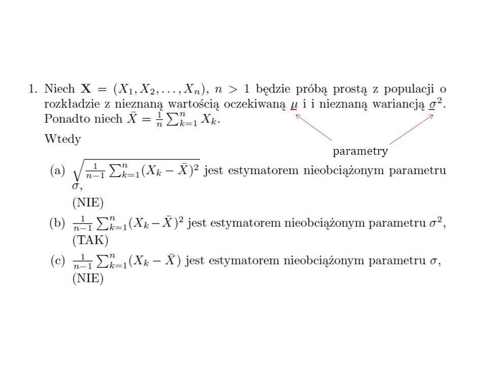 parametry __