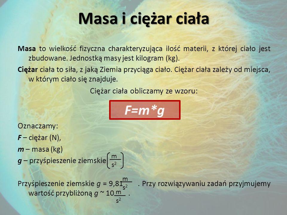 Gęstość Gęstość jest wielkością fizyczną, która określa stopień koncentracji materii.