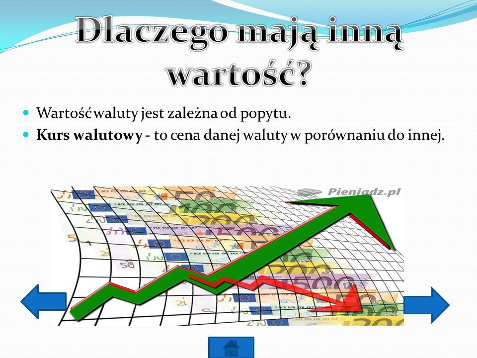 Waluta euro jest obowiązkowa dla państw będących w Unii Europejskiej.
