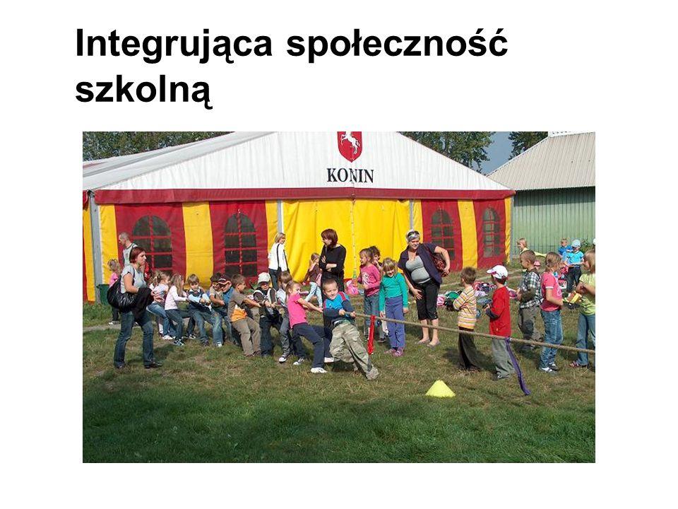 Integrująca społeczność szkolną