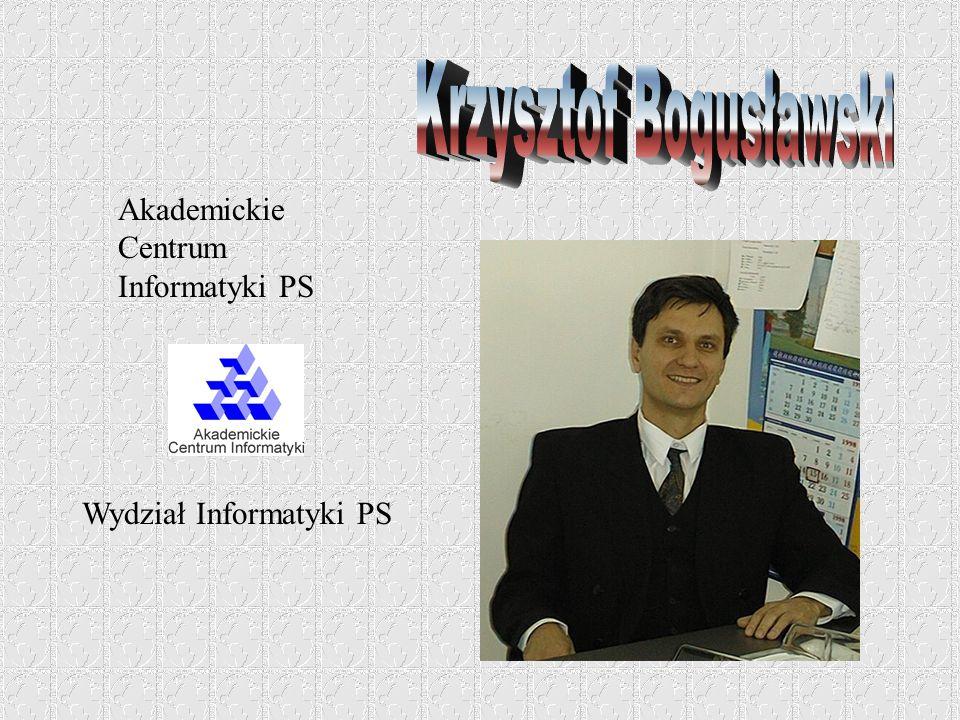 Wydział Informatyki PS Akademickie Centrum Informatyki PS