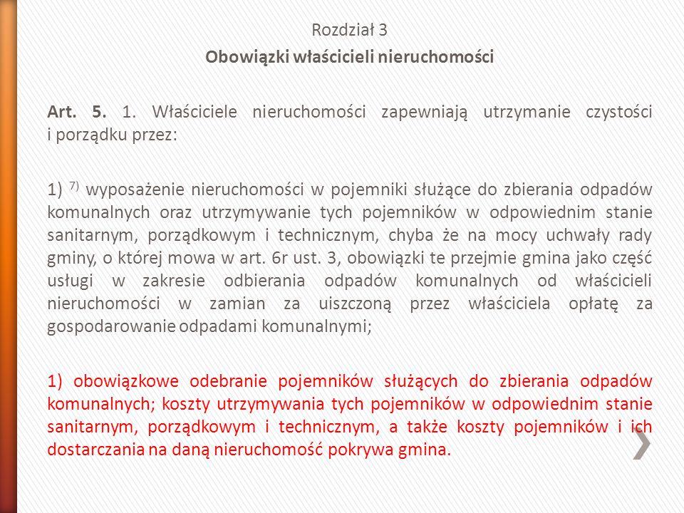 Na podstawie art.14 ust. 10 ustawy z dnia 27 kwietnia 2001 r.