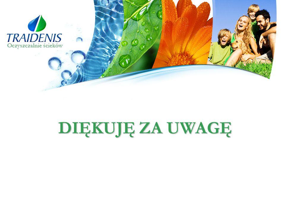 Wastewater treatment equipment WASTEWATER TREATMENT EQUIPMENT DIĘKUJĘ ZA UWAGĘ Oczyszczalnie ścieków Oczyszczalnie ścieków
