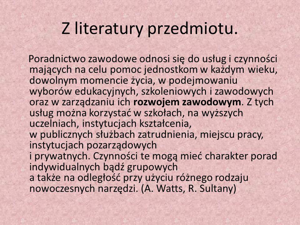 Z literatury przedmiotu.