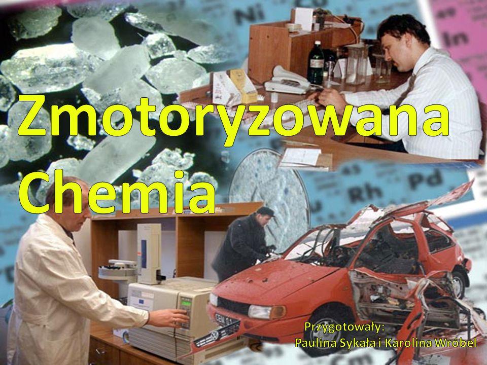 """""""Zmotoryzowana"""" Chemia"""