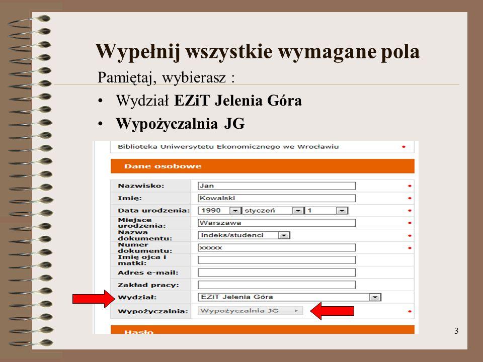 4 Wprowadź kod z obrazka wyślij formularz