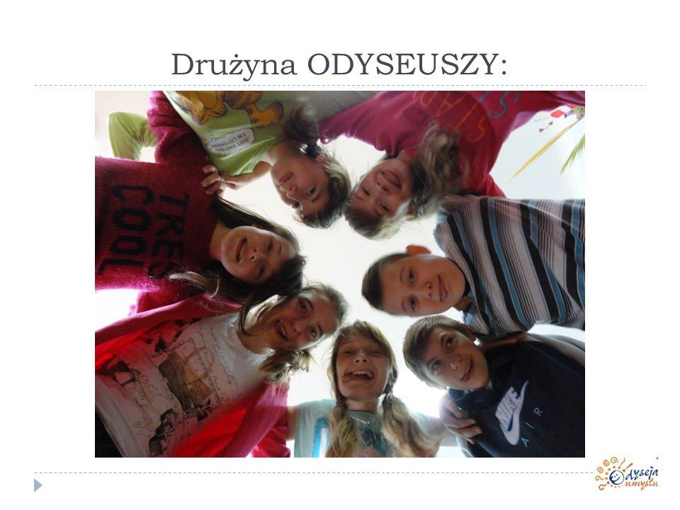 Drużyna ODYSEUSZY: