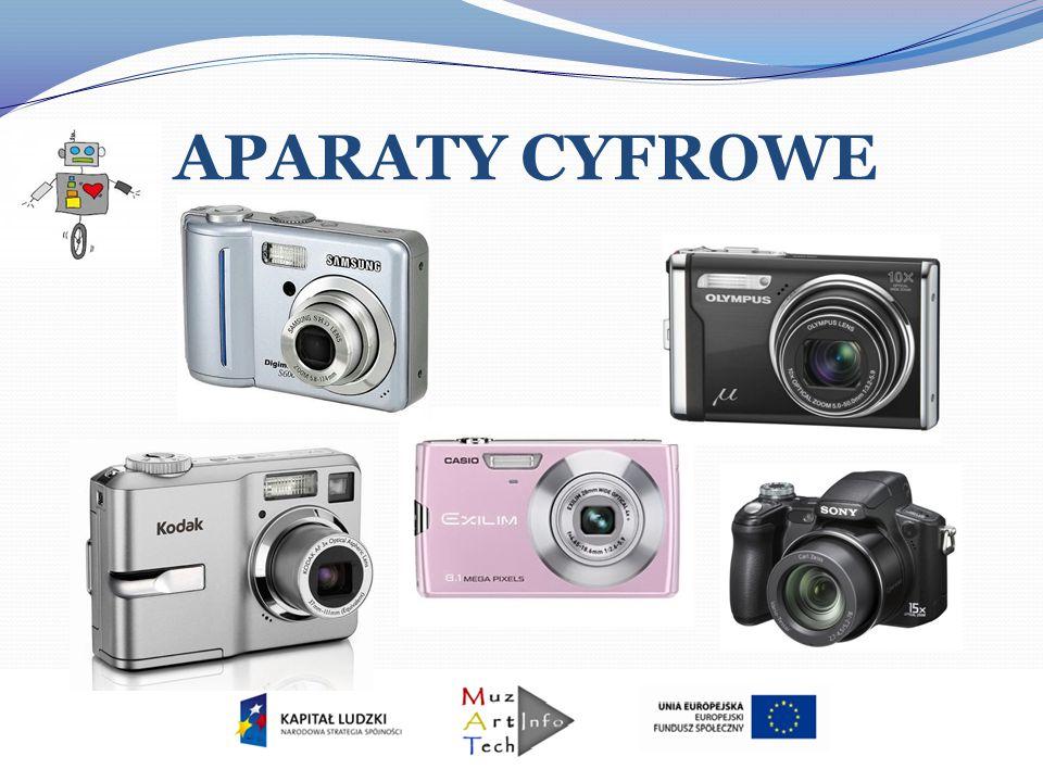 APARAT FOTOGRAFICZNY Aparat fotograficzny, potocznie aparat - urządzenie służące do wykonywania zdjęć fotograficznych.
