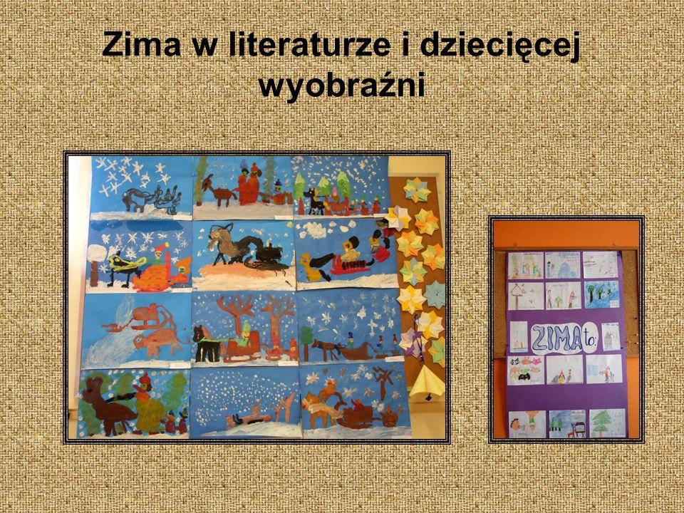Zima w literaturze i dziecięcej wyobraźni