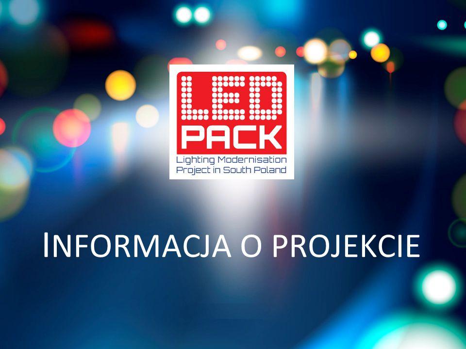 LED PACK LIGHTING MODERNISATION PROJECT IN SOUTH POLAND – FAQ 2014 2 Szanowni Zainteresowani.