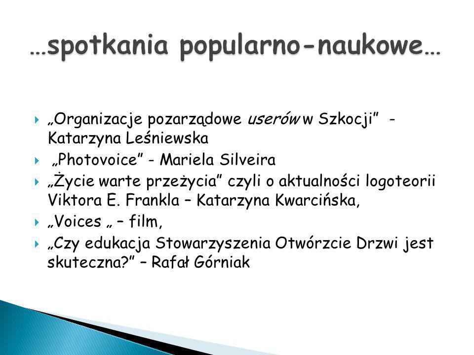 """Anna Liberadzka Stowarzyszenie """"Otwórzcie Drzwi www.otworzcie.drzwi.org"""