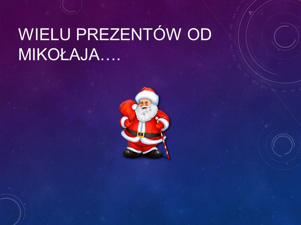 STANY ZJEDNOCZONE Święty Mikołaj – Santa Claus wchodzi do domów przez komin.