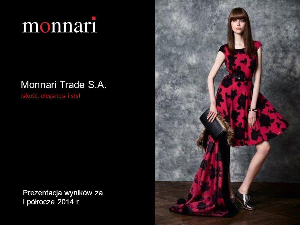 Jakość, elegancja i styl Monnari Trade S.A.