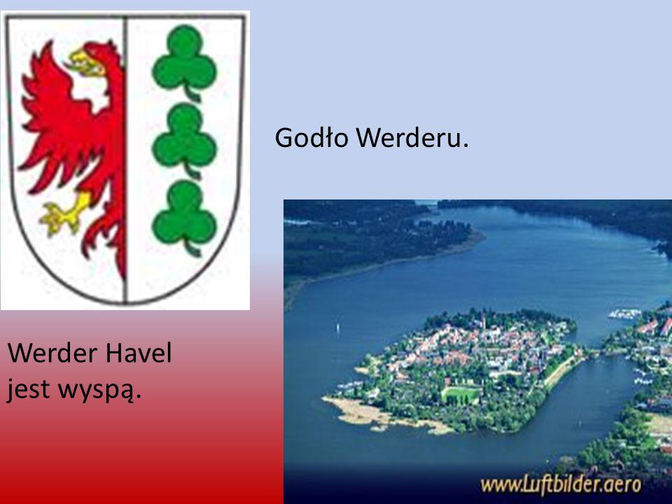 Werder (Havel) Jedno z wielu miast partnerskich Tczewa Werder (Havel)