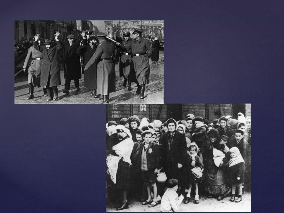  Holokaust był w historii ludzkości najbardziej zbrodniczym okresem, określany mianem ludobójstwa.