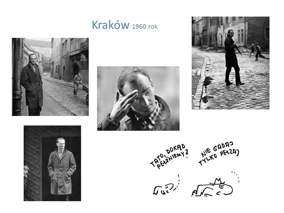 Kraków 1960 rok