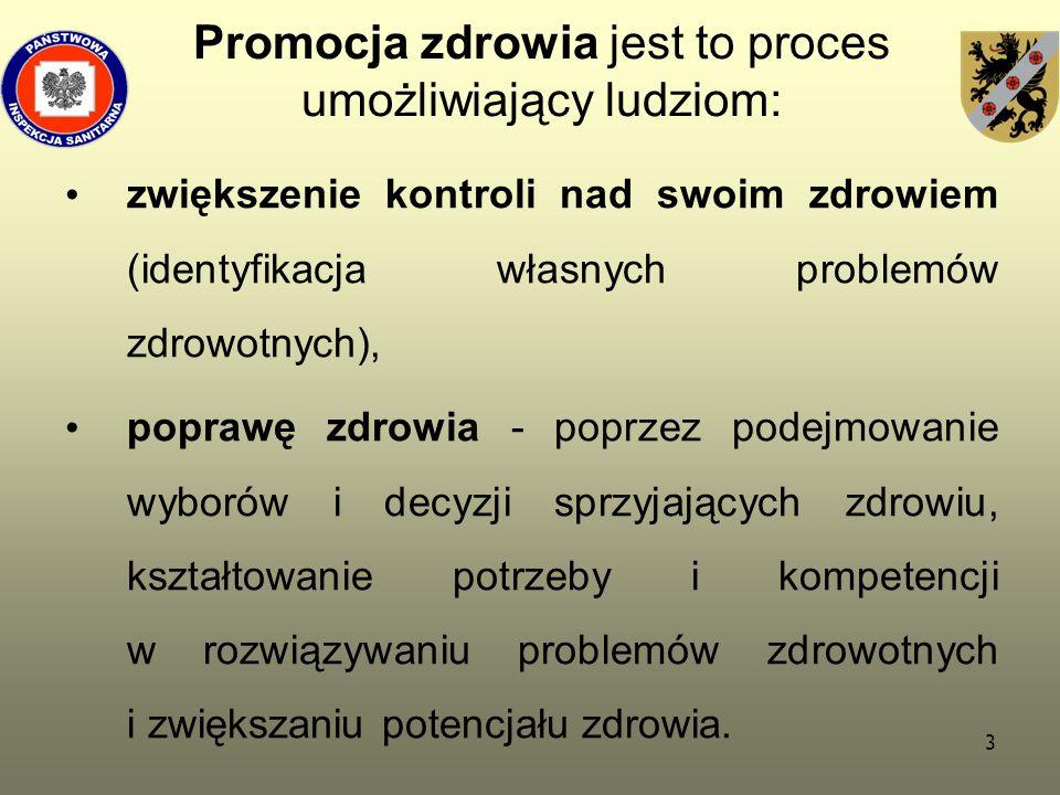 34 Średnia roczna liczba nowo wykrywanych zakażeń HIV w latach 2002-2006, według województw – województwo dolnośląskie (4,1); – województwo warmińsko-mazurskie (2,4); – województwo pomorskie, łódzkie, (1,9); – województwo zachodnio- pomorskie,(1,8); – województwo śląskie, kujawsko- pomorskie, mazowieckie, opolskie, lubuskie(1,2); – województwo podlaskie (0,9) – województwo wielkopolskie, (0,8); – województwo lubelskie, podkarpackie, małopolskie (0,7); – województwo świętokrzyskie(0,5).