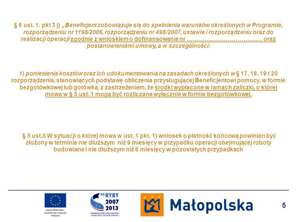 www.fundusze.malopolska.pl Departament Funduszy Europejskich Urzędu Marszałkowskiego Województwa Małopolskiego ul.