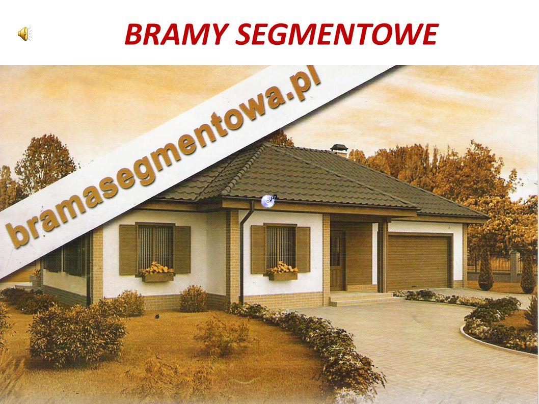 BRAMY SEGMENTOWE