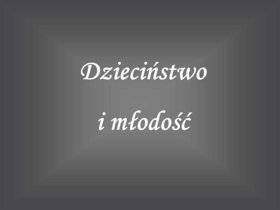 Witold Pilecki urodził się w 1901 r. w Ołońsku w Rosji.