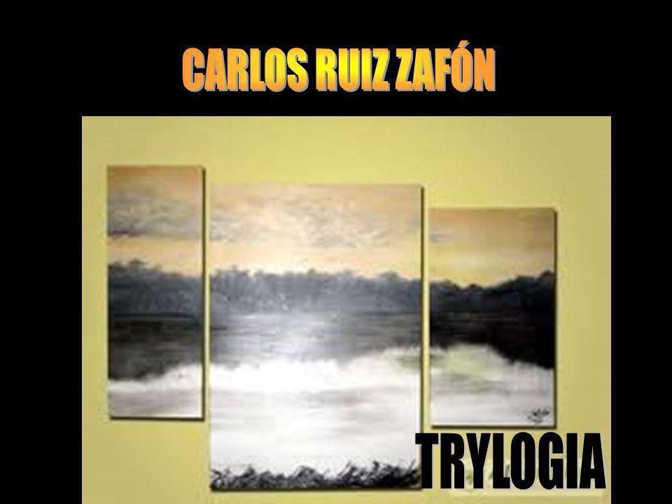CARLOS RUIZ ZAFÓN...O ŻYCIU Dopiero z upływem lat zaczyna sie dostrzegać pewne rzeczy.