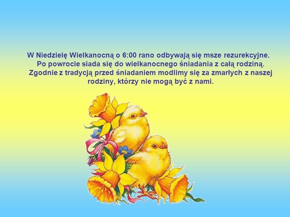 Do wielkanocnych tradycji należy również Lany Poniedziałek, inaczej nazywany Śmigus Dyngus.